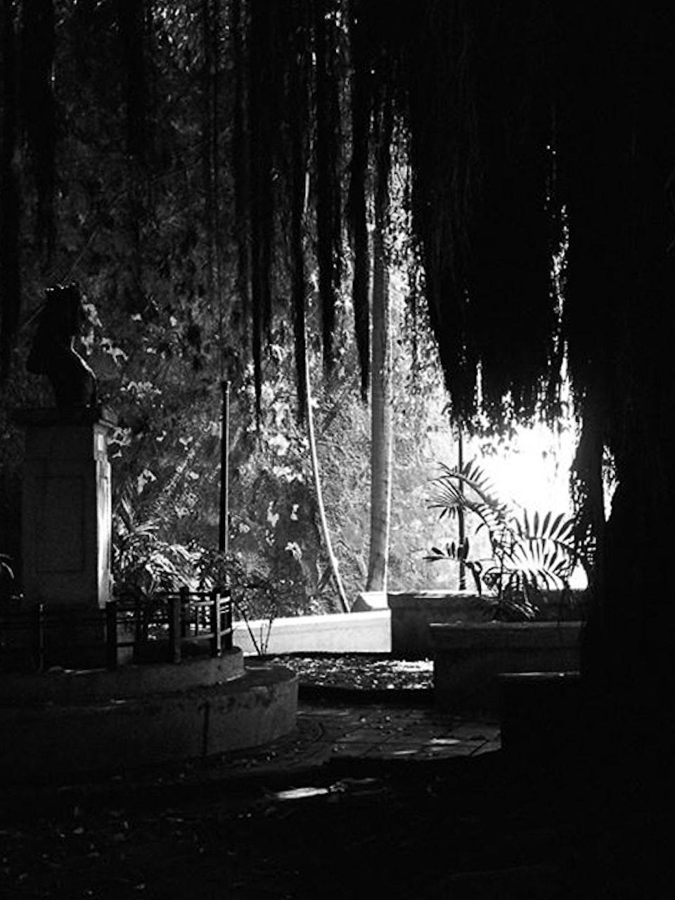 Black and White Film - San Juan, Puerto Rico
