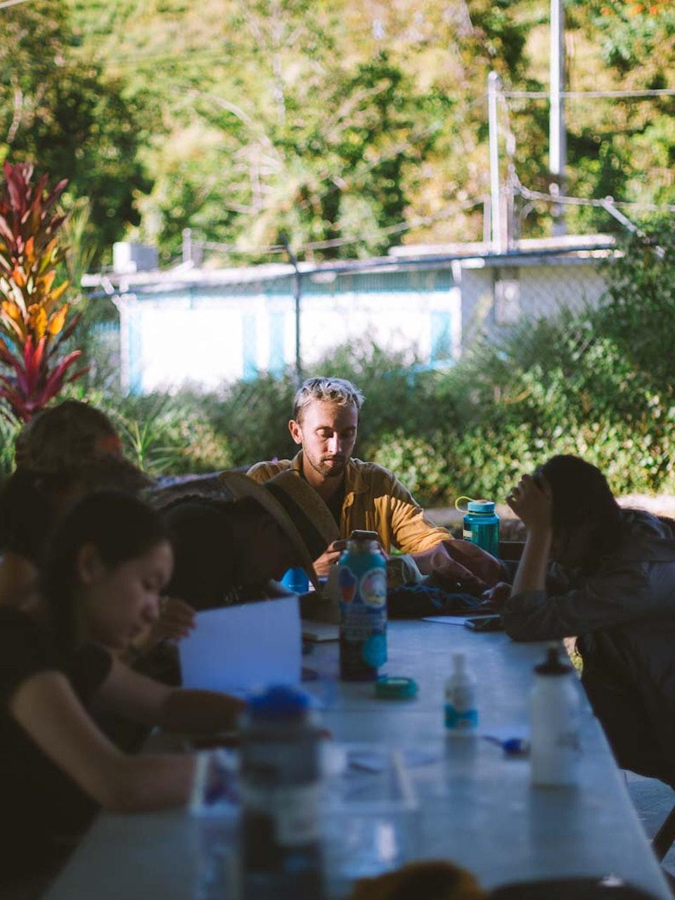 Jardín Ecológico Caguas Brigade
