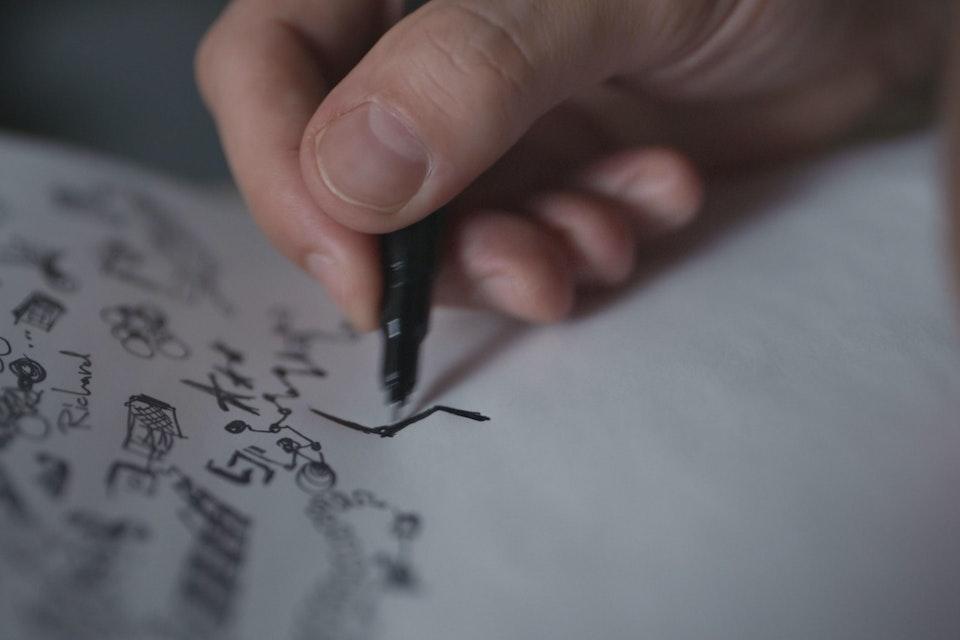 Scribble -