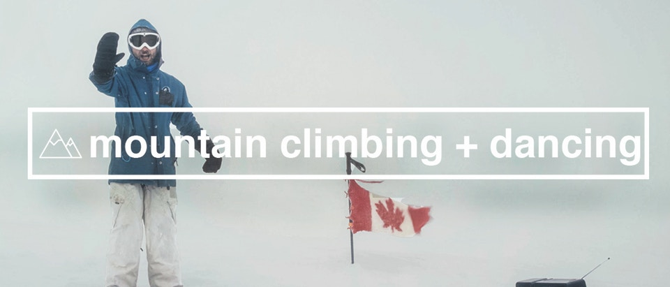 How To Learn Anything S1 Episode 6: Mountain Climbing + Dancing
