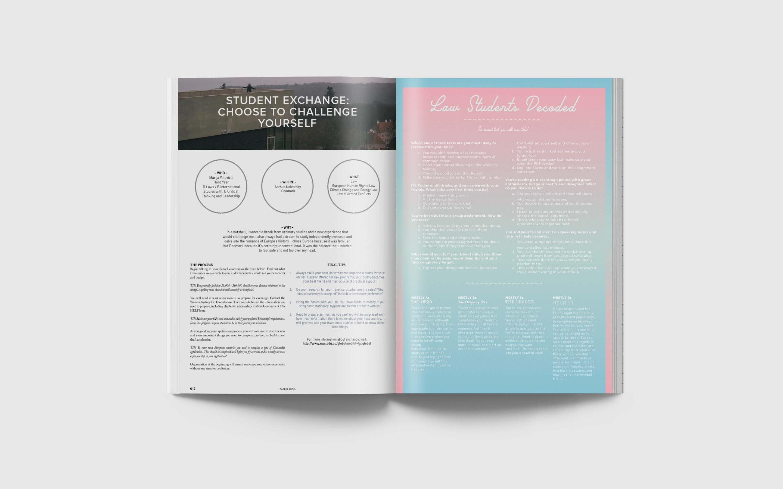ALDAIN – Content Creator • Design • Sydney - DTK_I5_Spread4_Mockup