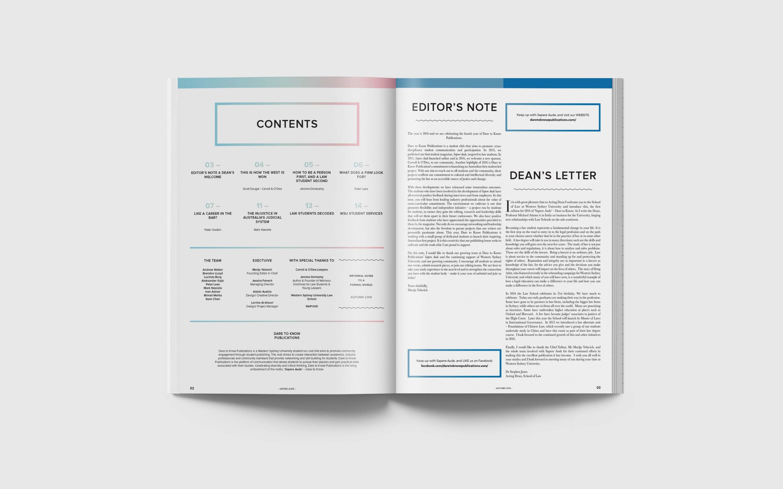 ALDAIN – Content Creator • Design • Sydney - DTK_I5_Spread1_Mockup