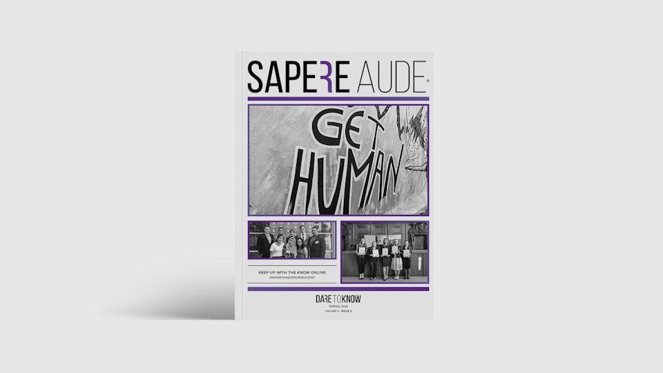 ALDAIN – Content Creator • Design • Sydney - Sapere Aude | Vol 3 Issue 2