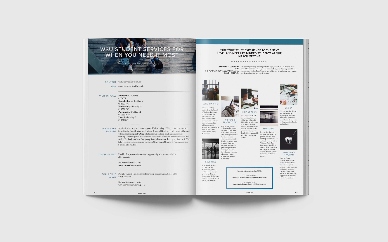 ALDAIN – Content Creator • Design • Sydney - DTK_I5_Spread3_Mockup