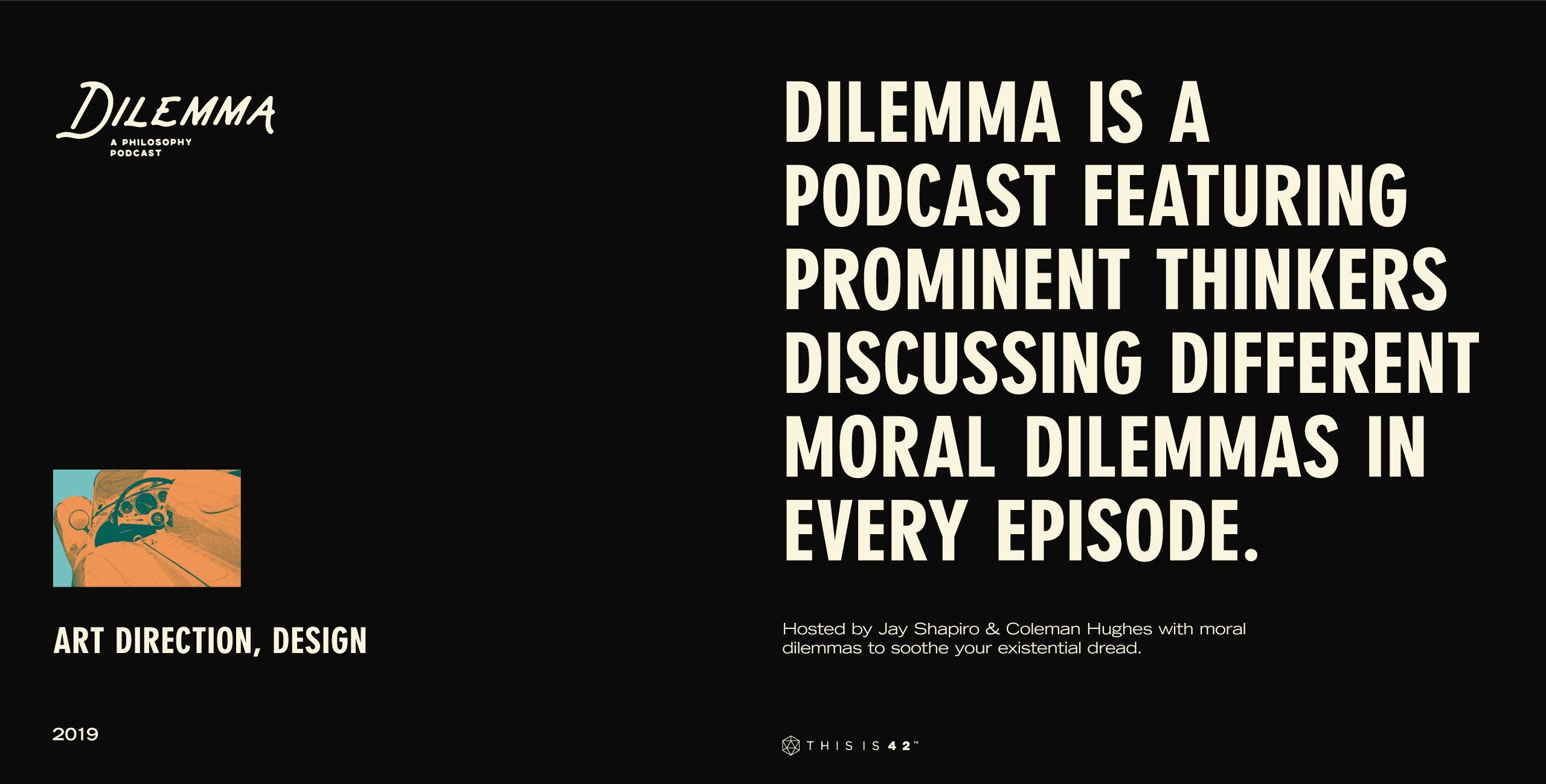 ALDAIN – Content Creator • Design • Sydney - 20_2103_Portfolio_Design_DilemmaPodcast_B
