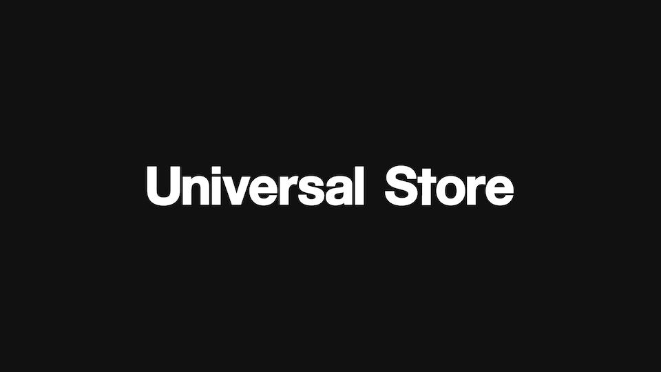ALDAIN – Content Creator • Design • Sydney - Universal Store (Store Photos)