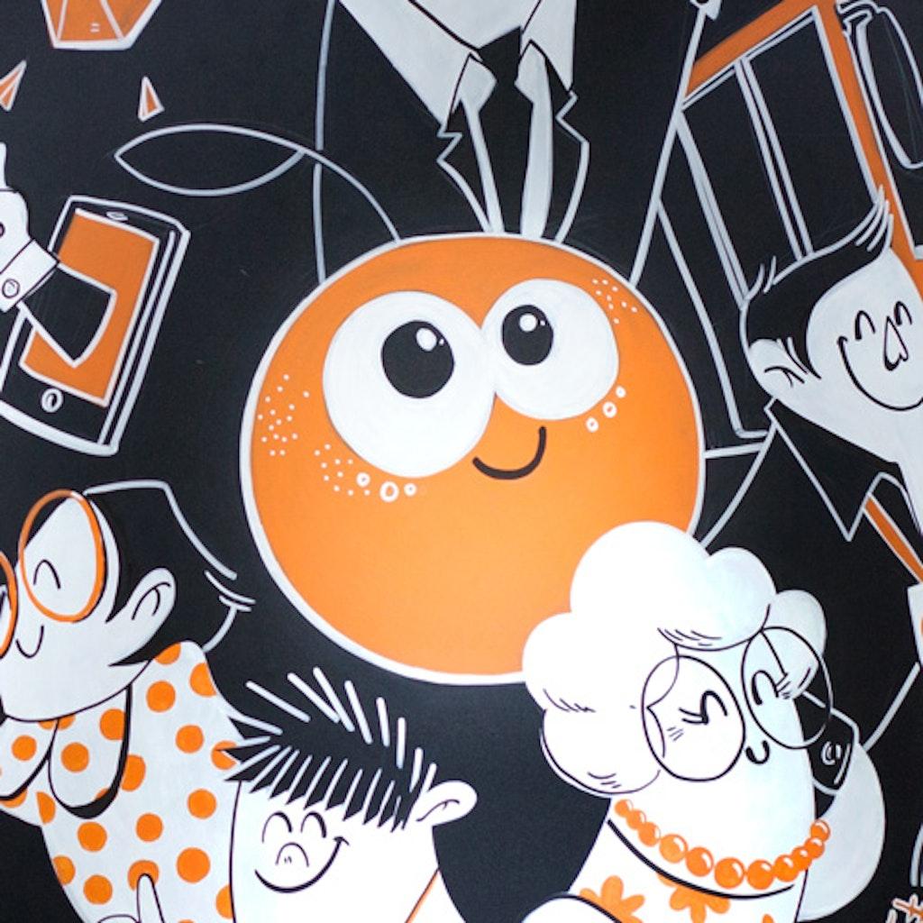 Didi mural painting