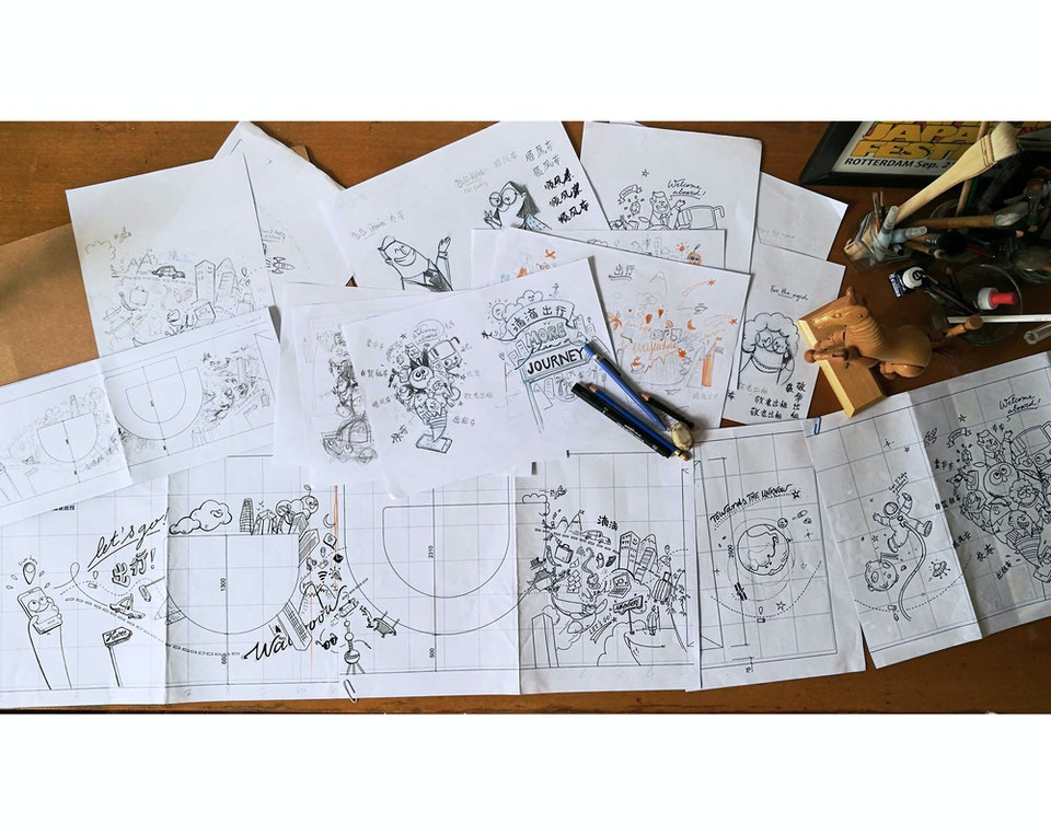 1-1-Didi-mural-prepa-drawings-2 -