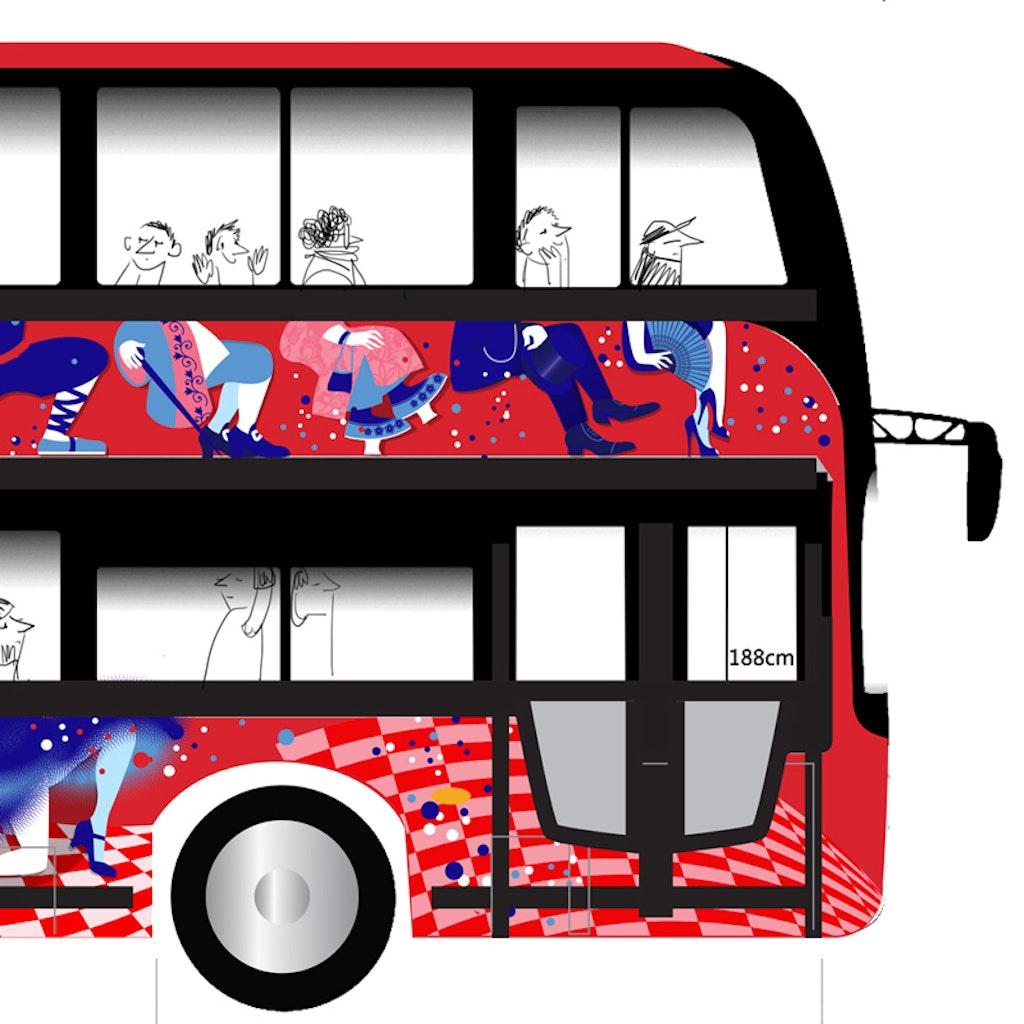 The anniversary bus