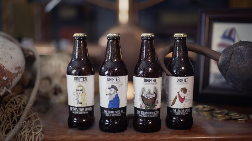 Drifter Brewing Company // Commercial