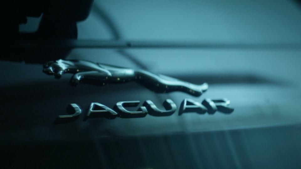 Jaguar  // F Pace - Take me anywhere