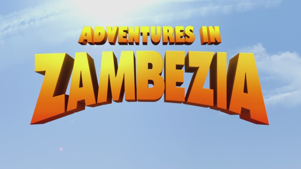 Adventures in Zambezia - Trailer