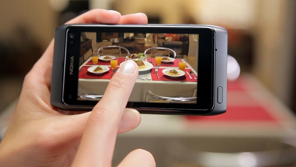 Nokia - What's for Dinner // TVC