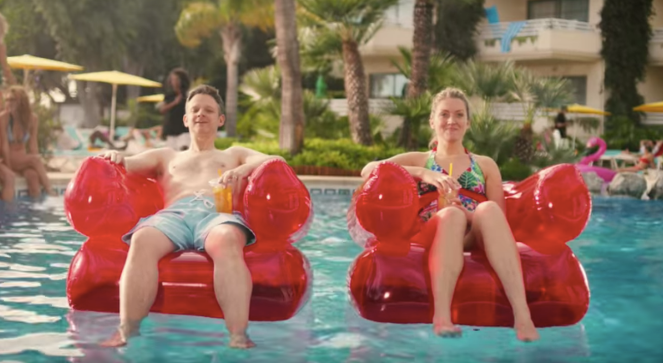 Tottie O'Clee Costume Designer & Fashion Stylist - MCDONALD'S 'INFLATABLES'