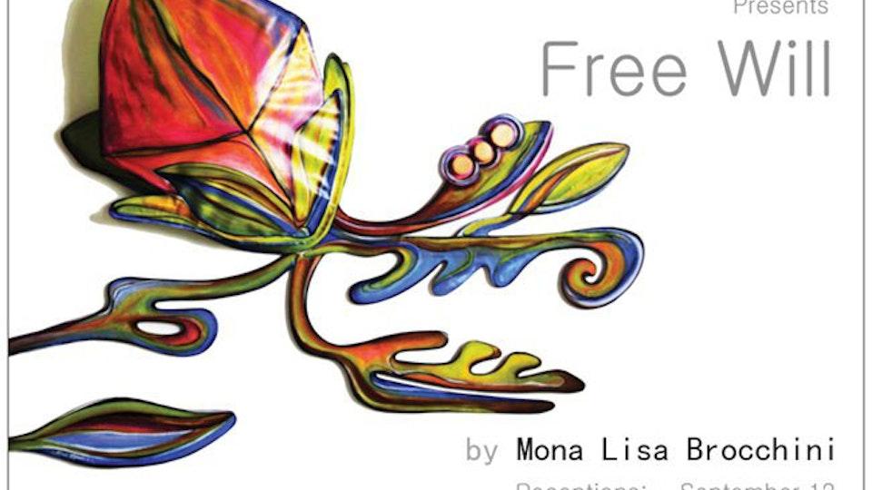 FREE  WILL . Reception II . 2015 - FREE WILL . Solo  Art Show . Invitation . Texas . USA . 2015