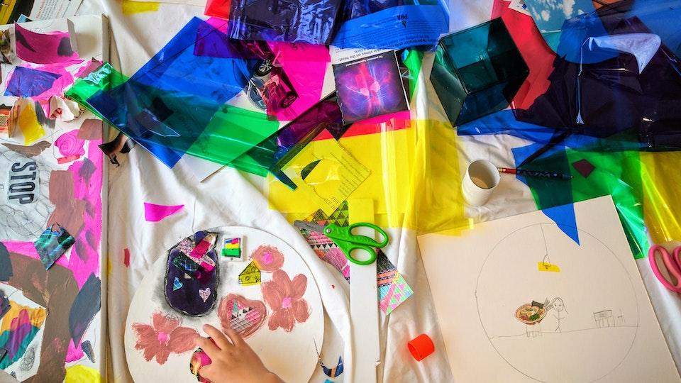 ART BLOOM . Art Workshops - Hands on Work