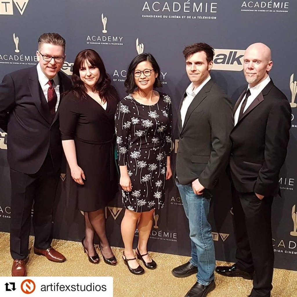 Academy of Canadian Screen & Television Awards Nomination