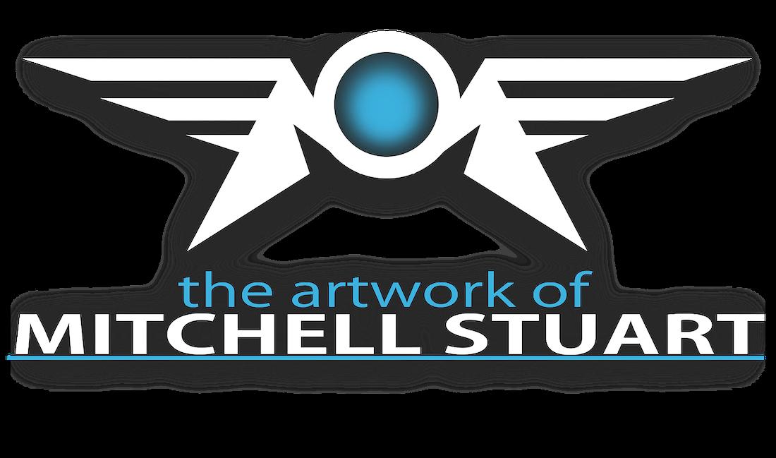 The Artwork of Mitchell Stuart