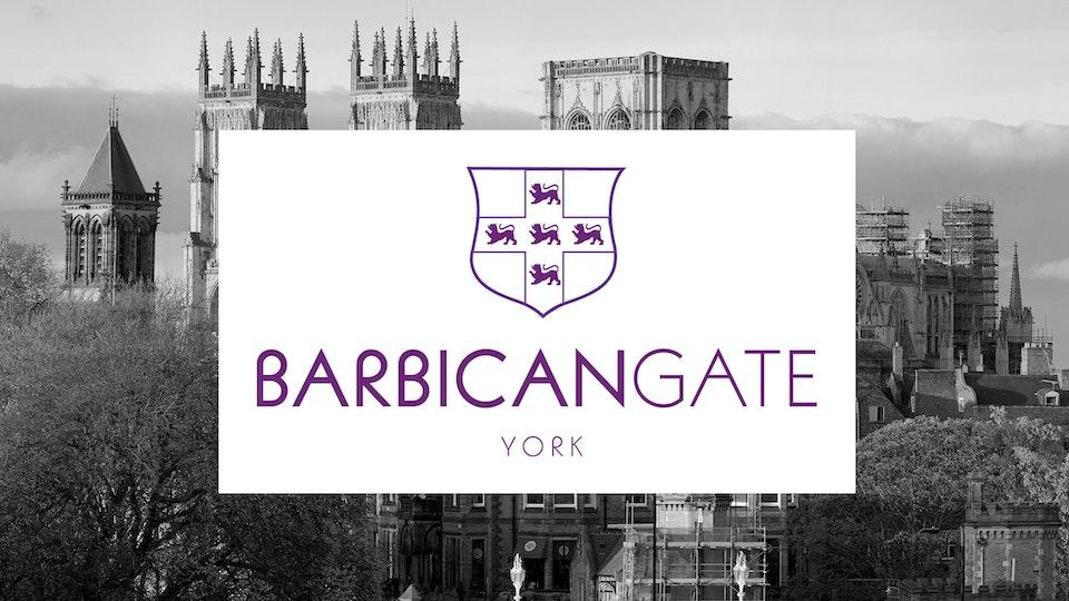 Barbican Gate