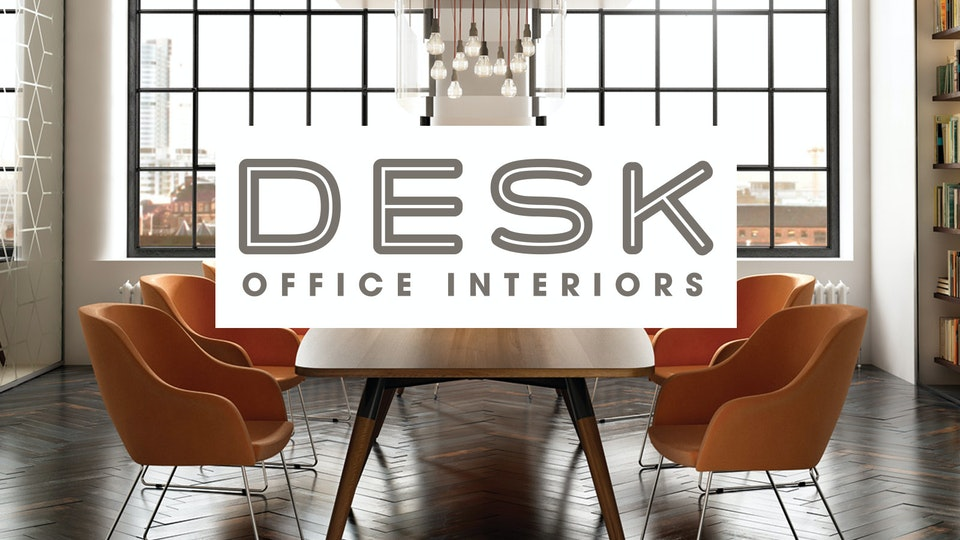 Desk Office Interiors