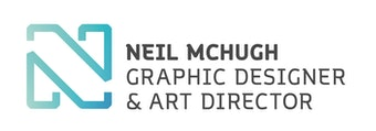 Neil McHugh | Freelance Graphic Designer | Leeds | Logo design | Brand design | Packaging design