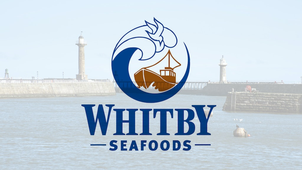 Whitby Seafoods Packaging