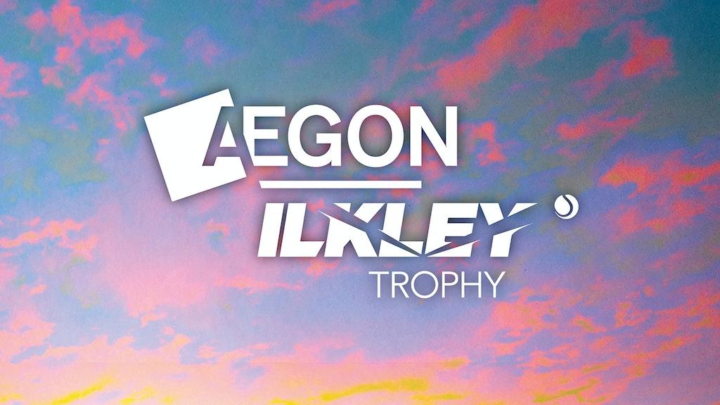 Ilkley Tennis Trophy Programme