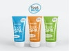 Foot Bliss - Foot Bliss Brand & Pack Designs