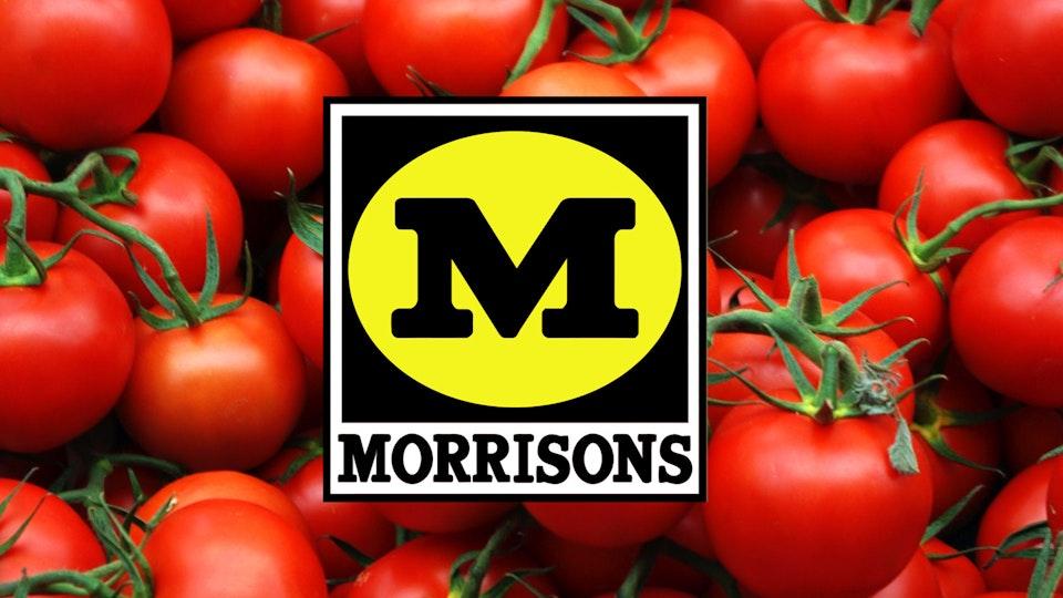 Morrisons Tomatoes