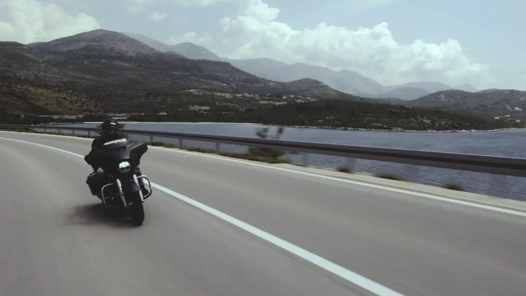 Harley Davidson's Discover More
