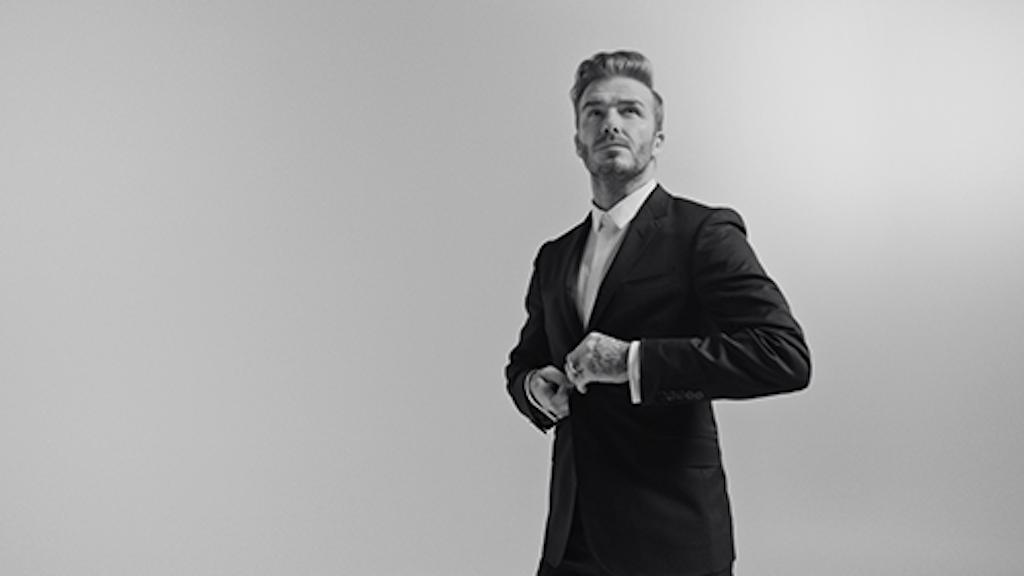 Biotherm: Beckham