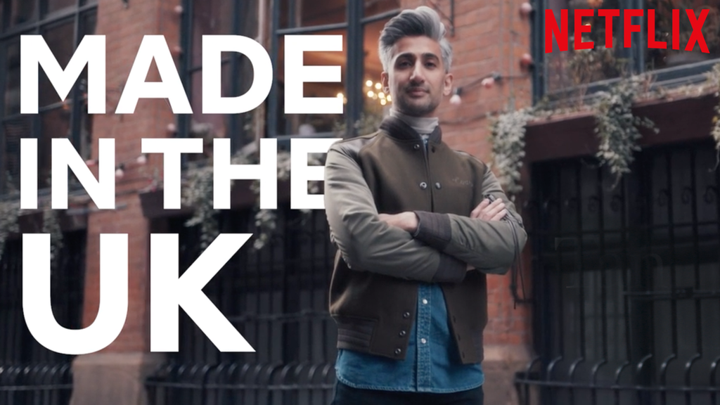 Netflix: Made in the UK