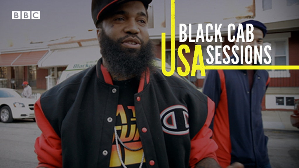 Black Cab Sessions USA