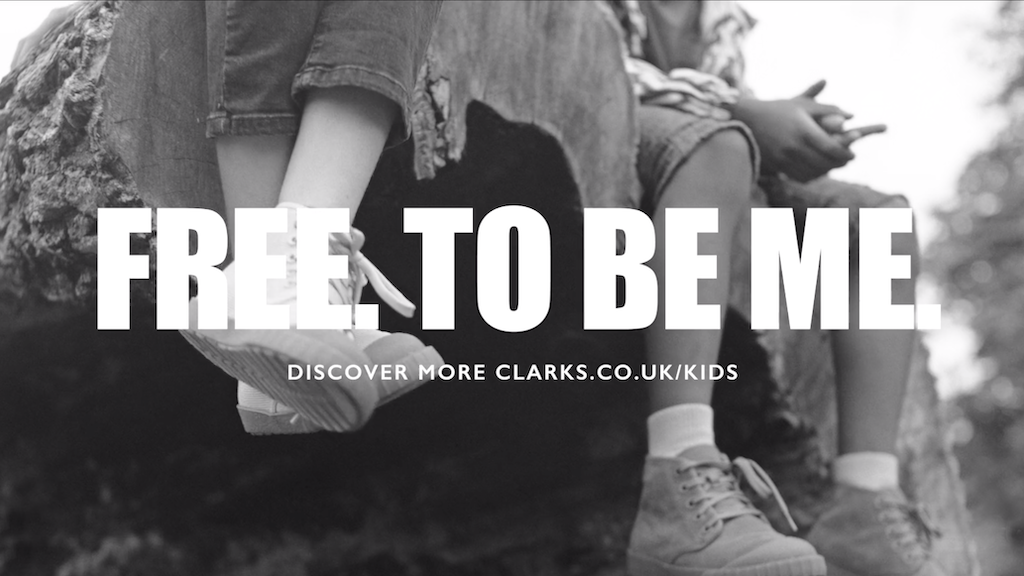Clarks: Free to be Me