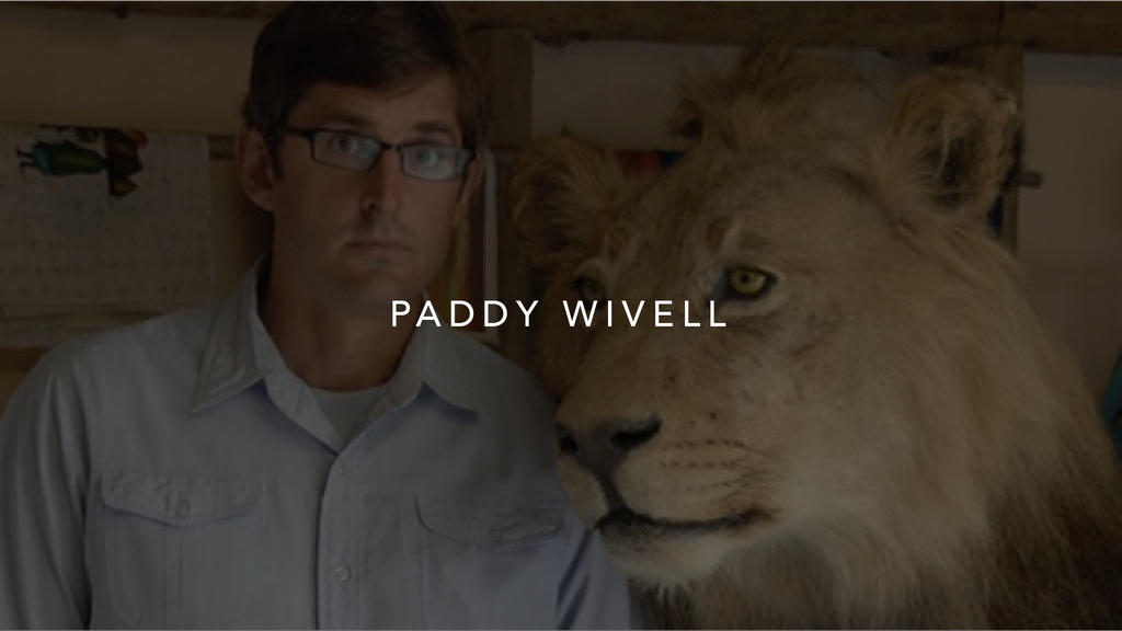 PADDY WIVELL