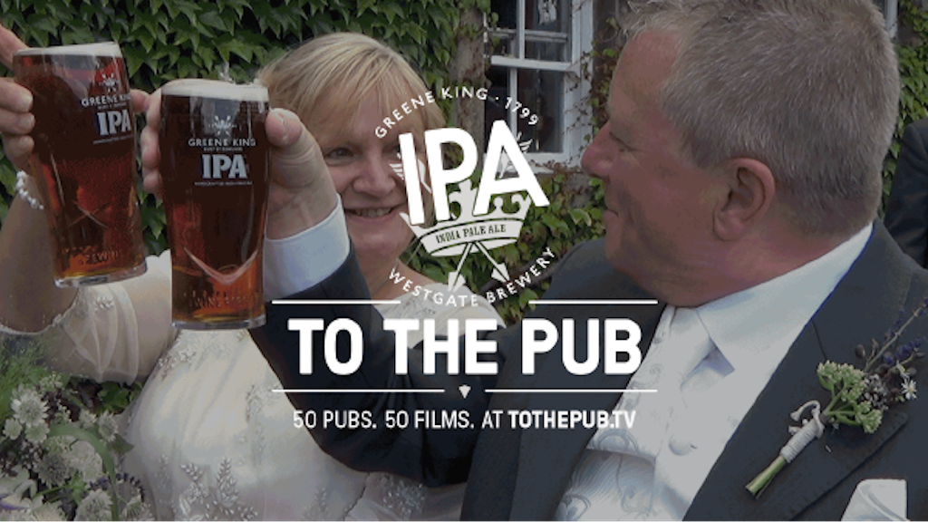 Greene King: To the Pub