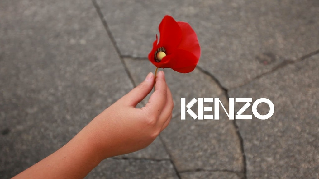 FLOWER BY KENZO / TRAVEL BOOK / SAO PAULO