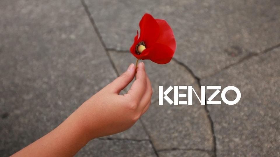 FLOWER BY KENZO / TRAVEL BOOK / SAO PAULO