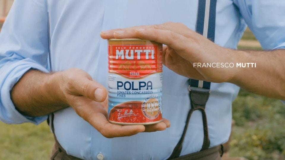 MUTTI - LA BOITE