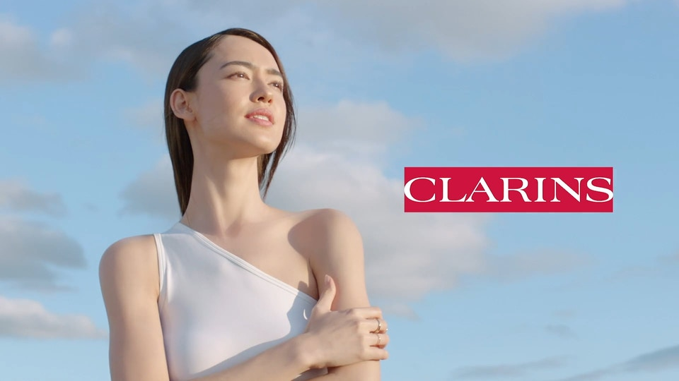 CLARINS uv+