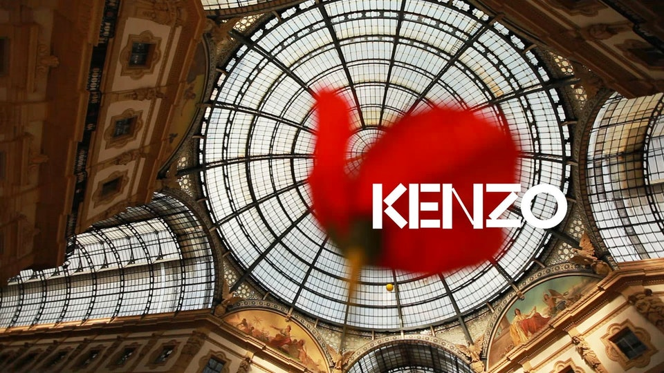 FLOWER BY KENZO / TRAVEL BOOK / MILAN