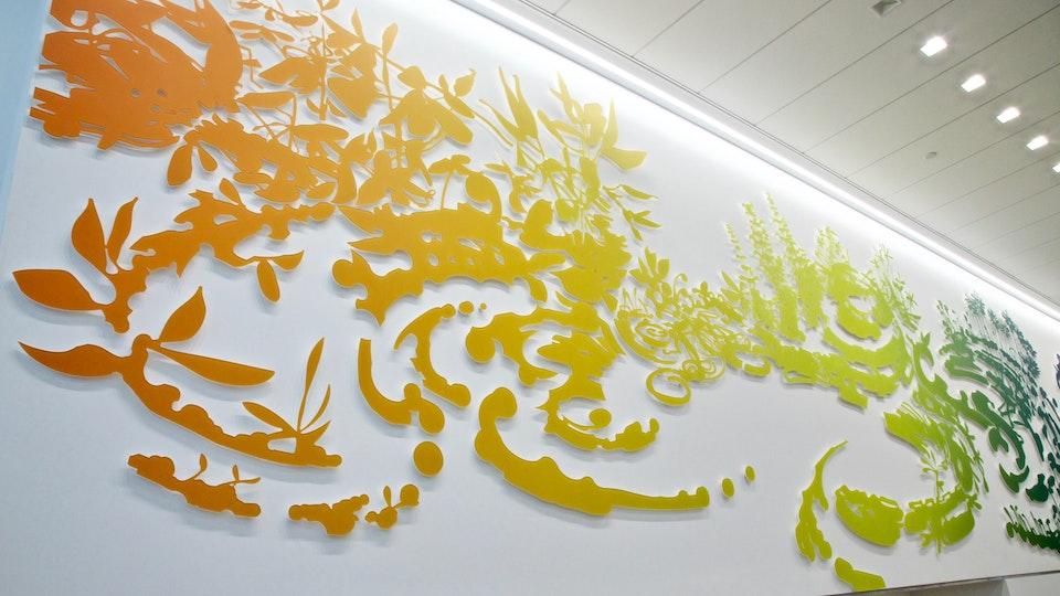 2D wall work