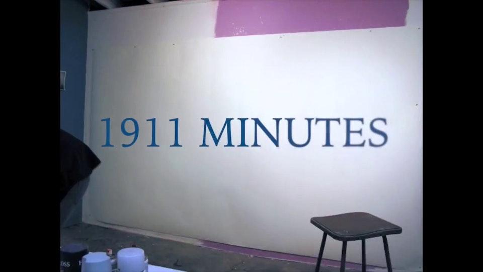 1911 Minutes | SHORT FILM