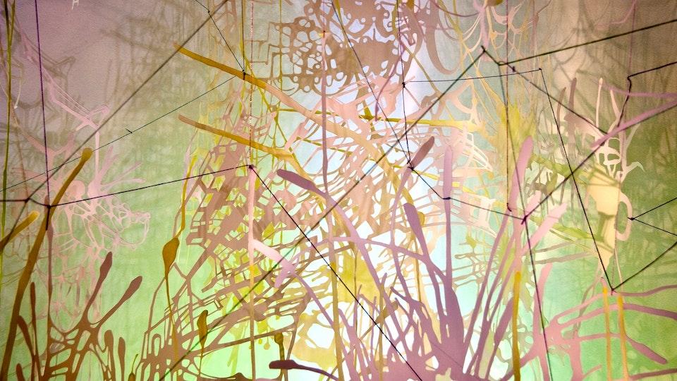 Myopic Spring Tangle