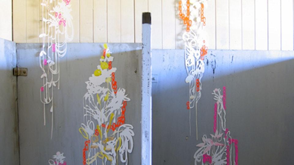 Affiliate Artist | Headlands Center for the Arts - ORB SLICE BURST | Headlands Center for the Arts © Chris Natrop