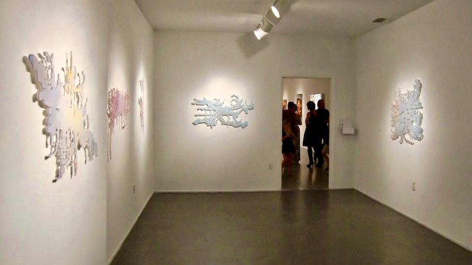 Miami Cloud Machine - Solo Exhibition   Diana Lowenstein Fine Art   Miami, FL