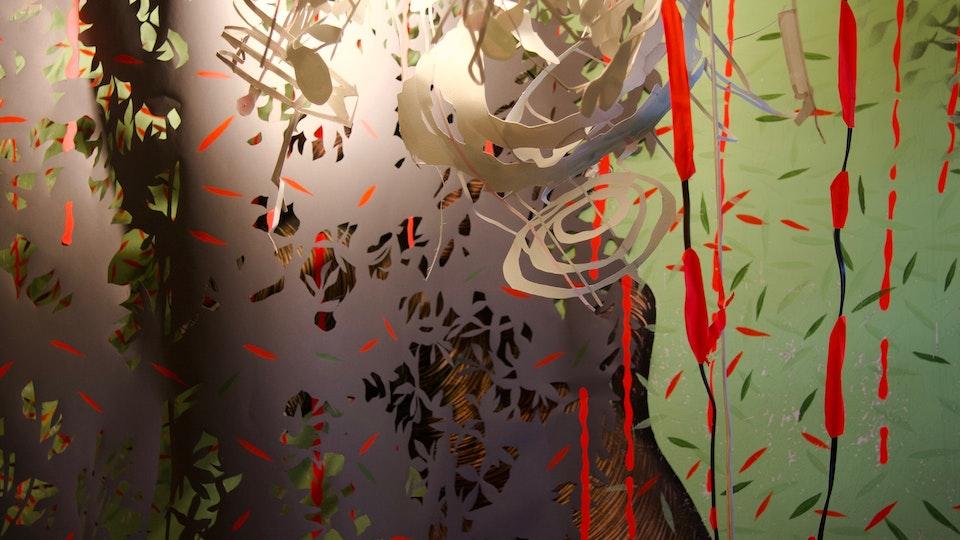 Affiliate Artist   Headlands Center for the Arts - Chris Natrop collaboration with Andrew Schoultz   Headlands Center for the Arts   2004
