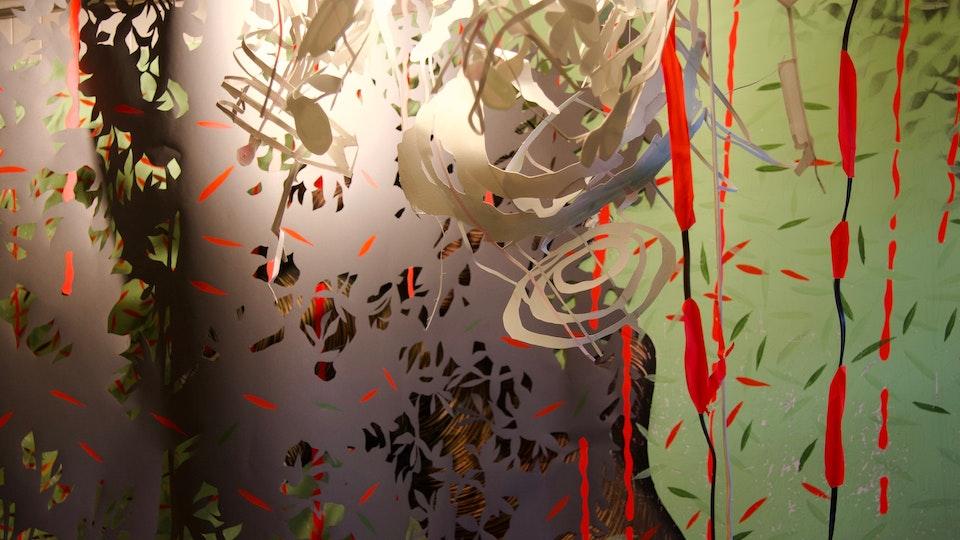 Affiliate Artist | Headlands Center for the Arts - Chris Natrop collaboration with Andrew Schoultz | Headlands Center for the Arts | 2004