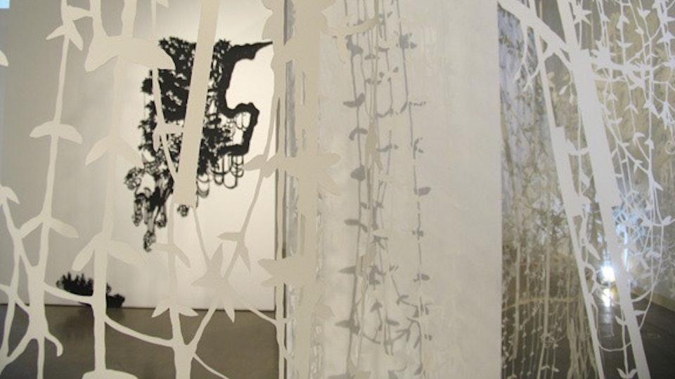 Lost In Space – Chapman University - LOST IN SPACE | Guggenheim Gallery, Chapman University | 2007 © Chris Natrop
