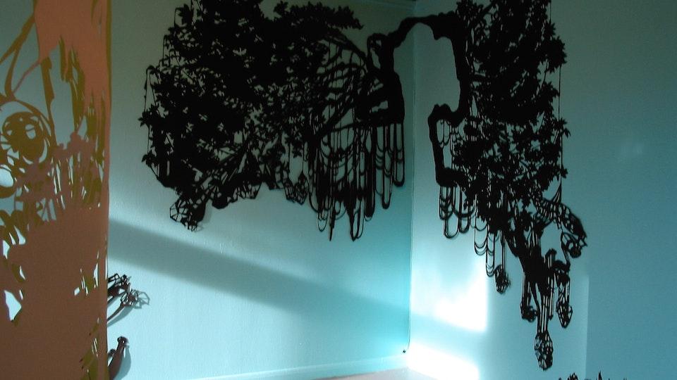 Spring Paper Twist - SPRING PAPER TWIST | solo Exhibition | LiveArt Gallery | San Francisco | 2004 © Chris Natrop